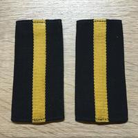 【コレクター商品】中国人民解放軍87式 海軍 専業軍士 筒式肩章