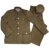 【WW2】中国国軍三六式軍服上下セット 複製品