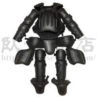 【新品】中国人民武装警察 機動隊 アンチライオットスーツ 防暴ボディアーマー 防具 実物
