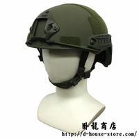 FDK2F-PF03 2級防弾ヘルメット 実物 中国人民解放軍 武装警察 武警