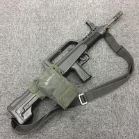 中国人民解放軍 95-1式自動歩銃用薬莢受けポーチ グレー