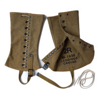 【WW2米軍】M1938 ゲートル 複製品