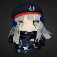 【少女前線】HK416 戦術人形  ハンドパペット ぬいぐるみ 公式グッズ