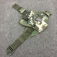 中国人民解放軍 林地迷彩 空降兵用ハンドガンホルスター