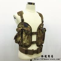 【荒漠迷彩】中国人民解放軍 95式 単兵携行装具
