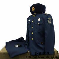 中国人民解放軍 07式空軍 兵士冬制服 一式セット