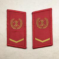 【下士】中国人民武装警察 消防士襟章