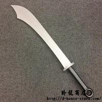 【木製】中国紅軍 紅軍大刀 長城大刀 ダミー 模造刀 大人サイズ