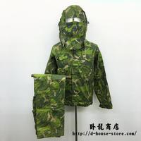 中国人民解放軍 81式四色迷彩偽装服上下セット