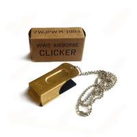 WW2 米軍クリケットシグナルクリッカー