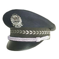 中国人民公安警察99式制帽(帽章付き)