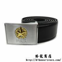 【16式 PAP】中国人民武装警察16式制服ズボン用革ベルト