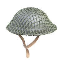【イギリス・英国】 MK2ヘルメットネット ヘルメット偽装網 ヘルメットカバー 複製品 装備