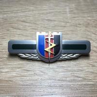 【特種兵】中国人民解放軍 春秋&冬制服用金属胸章