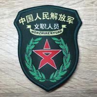 中国人民解放軍15式 文職人員 部隊章