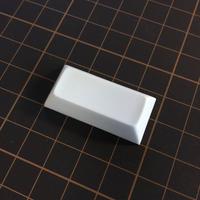 DSA PBT Keycap (1Piece/2U/White)