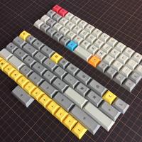 DSA dye-sub PBT 84 キーキャップセット