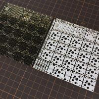 SU120 自作キーボード用基板(基板単体)