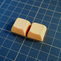 XDA Blank Keycap (1Pieces/Orange)