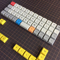 XDA PBT Keycap Set (62Key)
