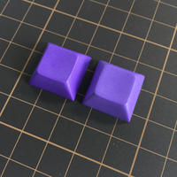 DSA PBT Keycap (2Piece/Dark Purple)