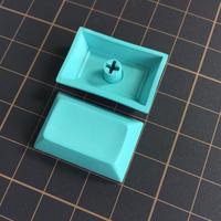 DSA PBT Keycap (1Piece/1.5U/ 76Blue)