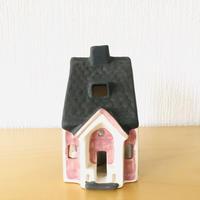 GABRIEL/ガブリエル/セラミック製/スウェーデンのお家型キャンドルスタンド/壁掛け