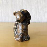 EGO Stengods/エゴ ストーングッズ/Willy Fischer/ウィリーフィッシャー/ストレッチするクマちゃん