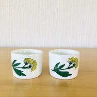 Flora/フローラ/エッグカップ/2個セット/Egs-03