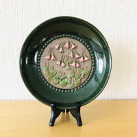 Jie Gantofta/ジィガントフタ/陶板/深皿型/リネアのお花