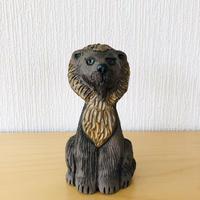 Elbogen Keramik/エルボーゲン セラミック/ライオンさんのオブジェ