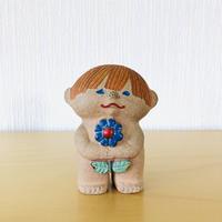 Gustavsberg/グスタフスベリ/Lisa Larson/リサ ラーソン/Adam/青い目のアダムちゃん/幼少期