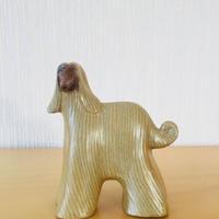 Lisa Larson/リサ ラーソン/Vov シリーズ/アフガン犬