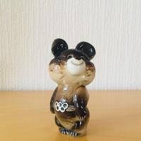 ミーシャのフィギュア/陶器