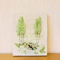 Jie Gantofta/ジィガントフタ/陶板/Spring/春