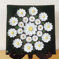 Jie Gantofta/ジィガントフタ/陶板/ホワイトx ホワイト