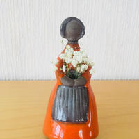 Jie Gantofta/ジィガントフタ/フラワーガール/オレンジ/訳あり