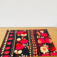 Marimekko/マリメッコ/テーブルタブレット/Tuppurainen/コットンコート/31cm x 42xm