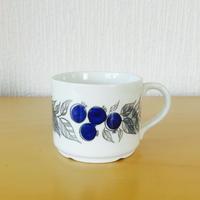 Rorstrand/ロールストランド/Gille/ギッレ/コーヒーカップのみ/3個セット