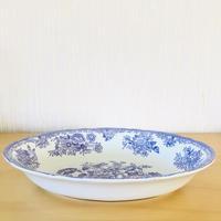Old Gustavsberg/グスタフスベリ/Fasan/フアサン/オーバルプレート/深皿/26,5cm