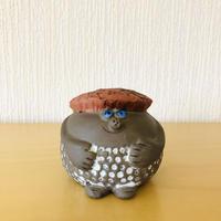 Jie Gantofta/ジィガントフタ/Annika Khilman/アニカ.シールマンまんまるトロールのフィギュア