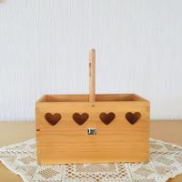 Jie Gantofta/ジィガントフタ/木製ハンドル付きラック