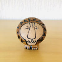 Gustavsberg/グスタフスベリ/Lisa Larson/リサ ラーソン/Afrika/アフリカ シリーズ/ライオン/Sサイズ