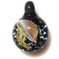 [UK-63] deep sea jellyfish pendant
