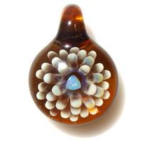 [MOM-04]mini opal mandara pendant