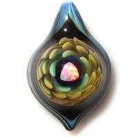 [KTP-18] tornado opal pendant