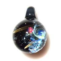 [URMP-55] meteor rainbow planet pendant