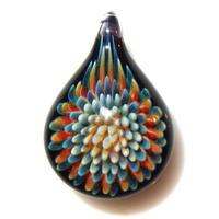 [MPF-50]poisonous flower pendant