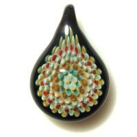 [MPF-37]mini poisonous flower pendant