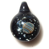 [UP-58]glasxy planet pendant